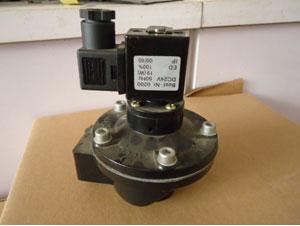 2寸直角脉冲电磁阀 环保设备网图片
